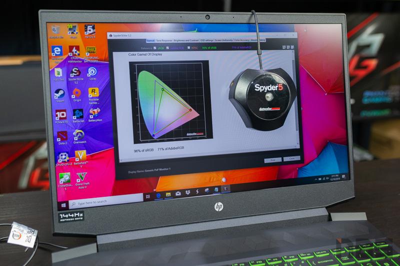 HP Pavilion Gaming 15 R7 GTX1660Ti Review 1