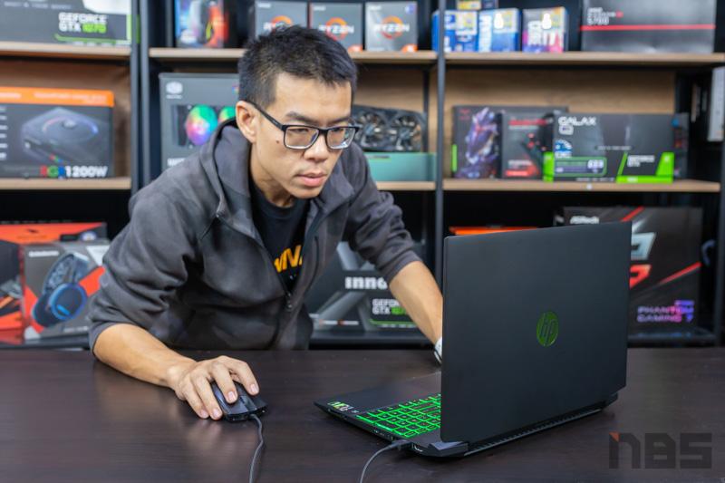 HP Pavilion Gaming 15 R7 GTX1660Ti Review 51