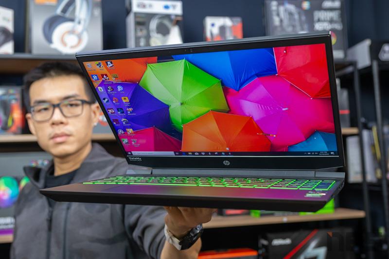 HP Pavilion Gaming 15 R7 GTX1660Ti Review 53