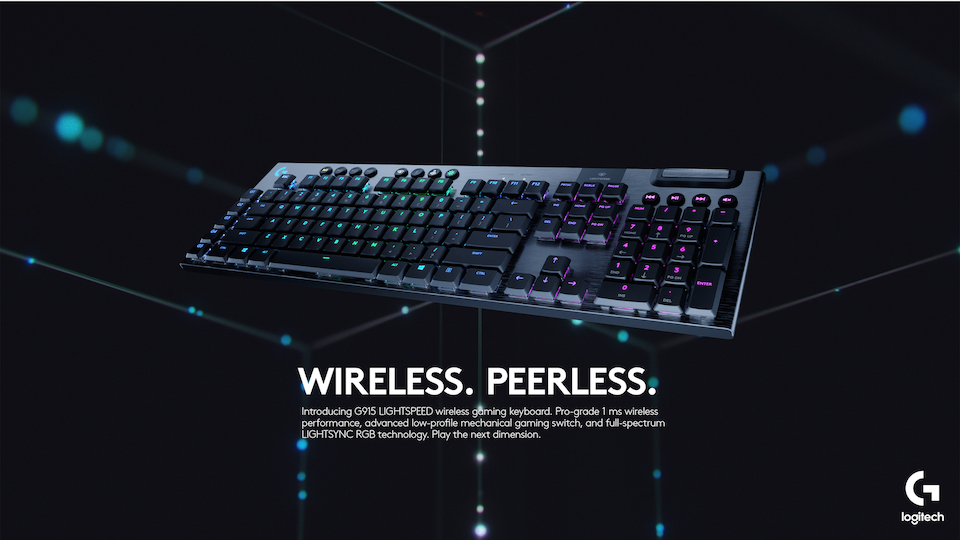 Pic G915 LIGHTSPEED MC Feature Lightspeed