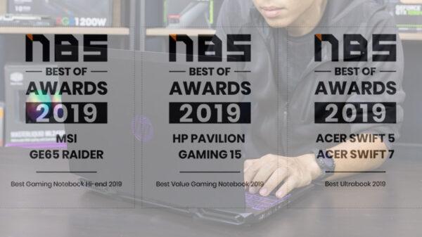 top award 2019