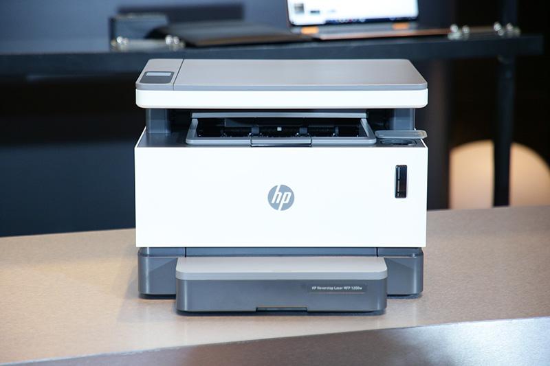 01 HP Neverstop Laser Printer