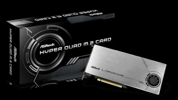 69973 08 asrock unleashes hyper quad 2 pcie 4 expansion card