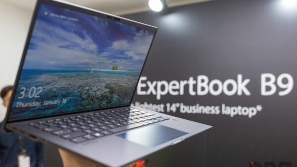 ASUS ExpertBook B9450 NBS Preview 31