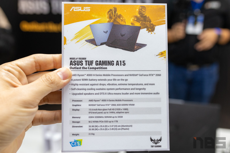 ASUS TUF Gaming A15 A17 NBS Preview 36
