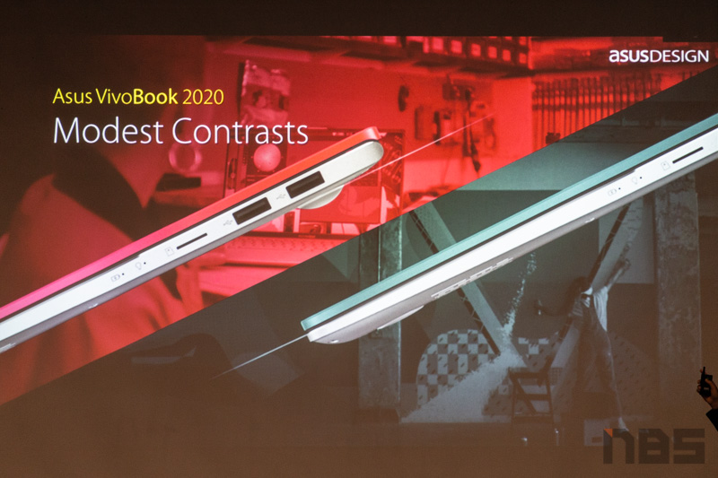 ASUS VivoBook S 2020 NBS Preview 2