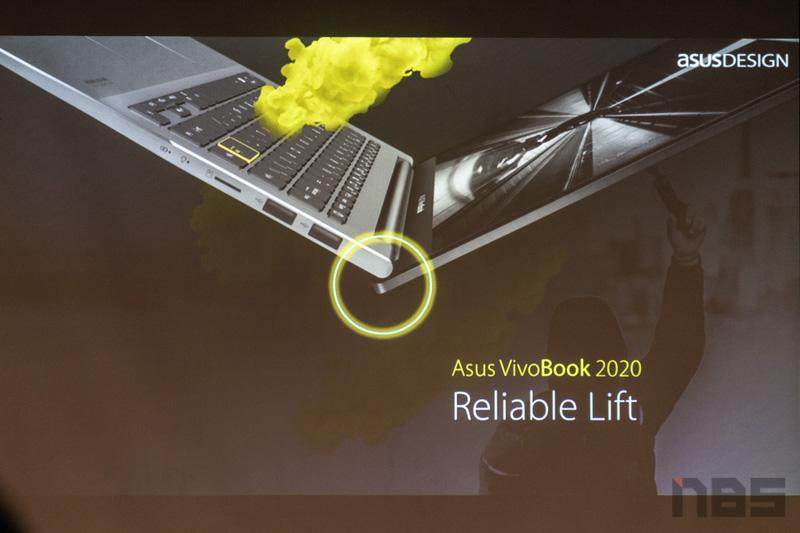 ASUS VivoBook S 2020 NBS Preview 3