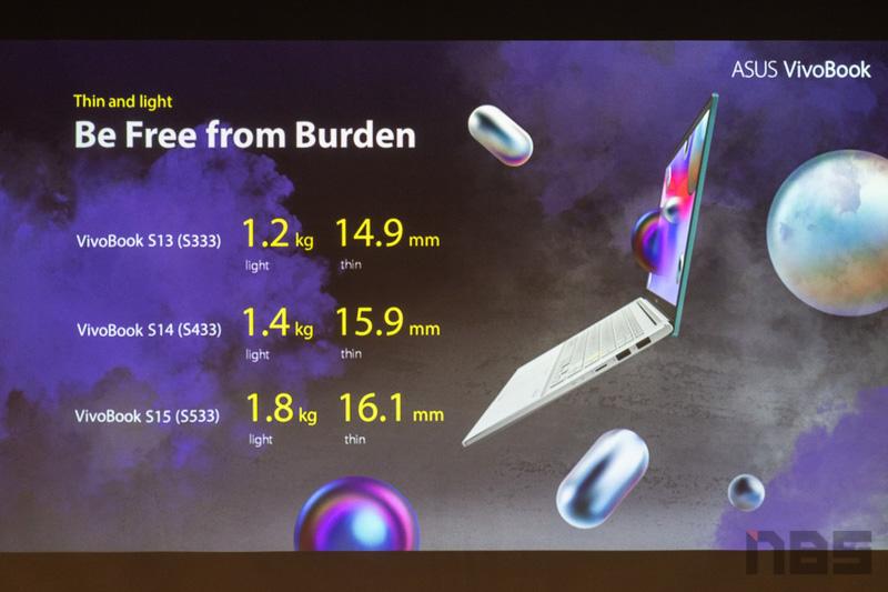 ASUS VivoBook S 2020 NBS Preview 8