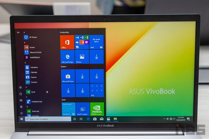 ASUS VivoBook SKX 2020 NBS Preview 54