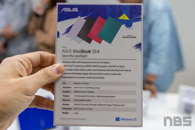 ASUS VivoBook SKX 2020 NBS Preview 70