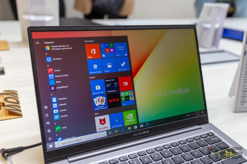 ASUS VivoBook SKX 2020 NBS Preview 73