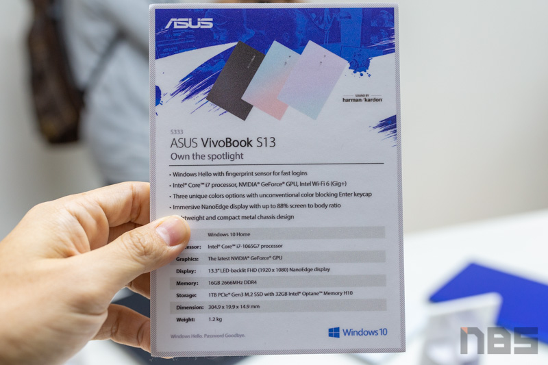 ASUS VivoBook SKX 2020 NBS Preview 86