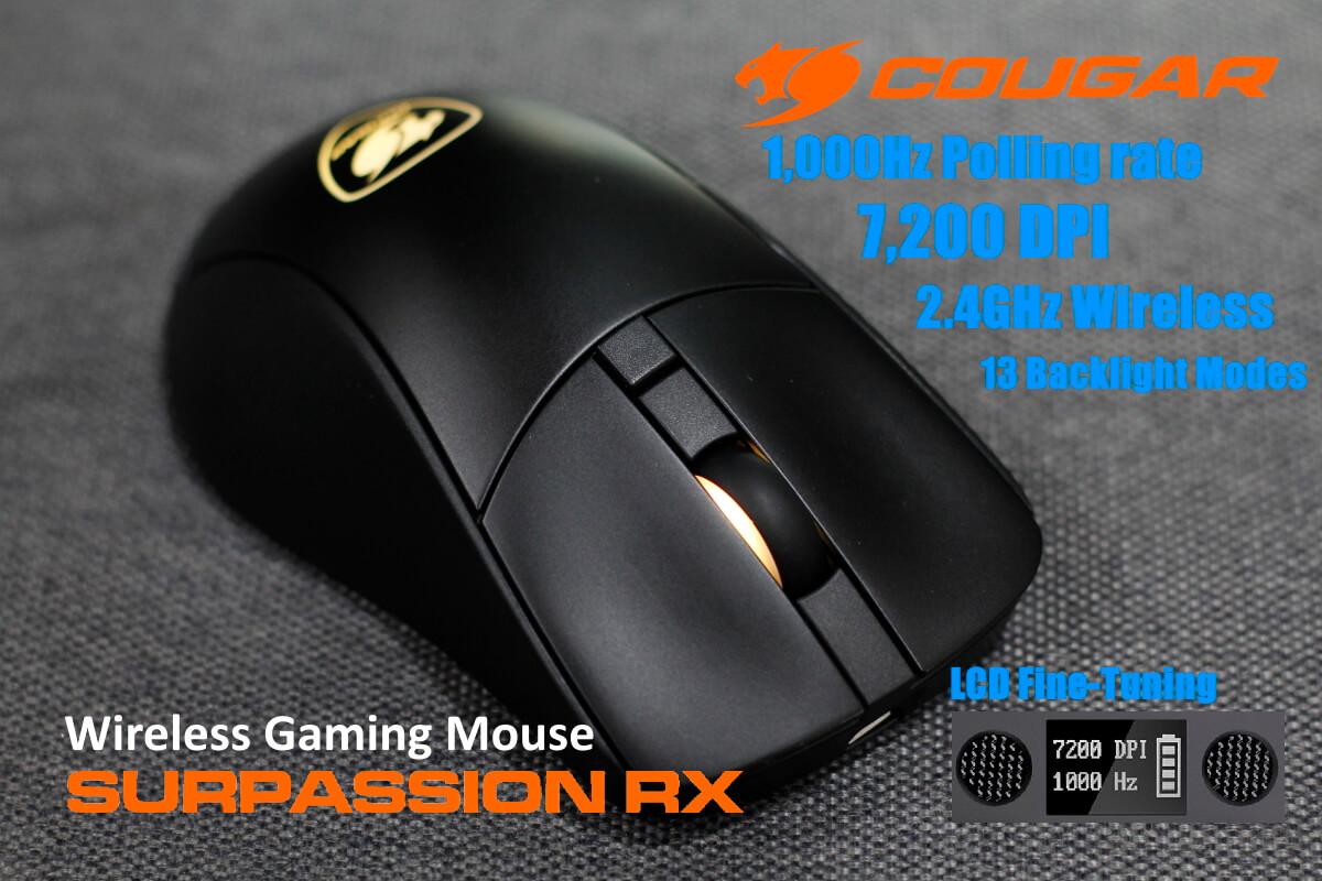 COUGAR SURPASSION RX mouse jpg