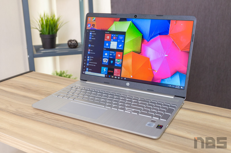 HP 15s i7 1065G7 NBS Review 47