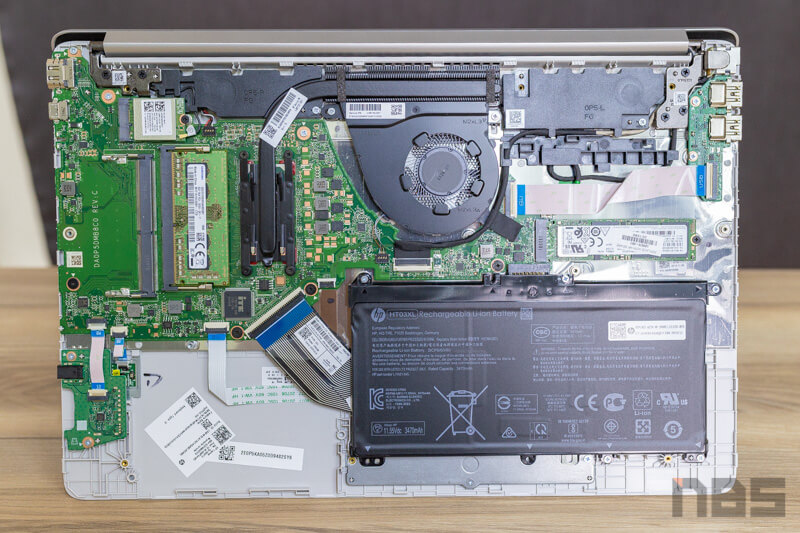 HP 15s i7 1065G7 NBS Review 54