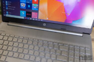 HP 15s i7 1065G7 NBS Review 7