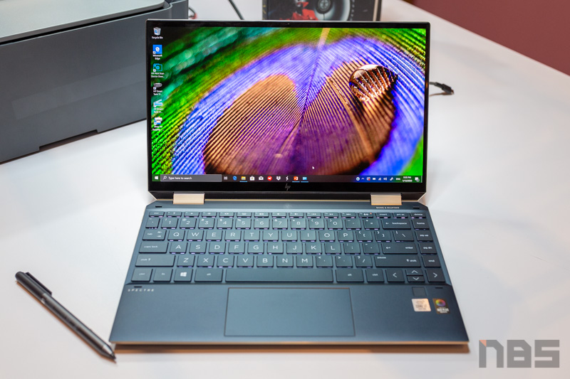 HP Spectre x 360 2020 Preview 16