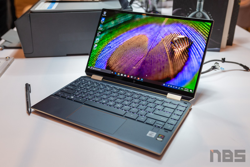 HP Spectre x 360 2020 Preview 17