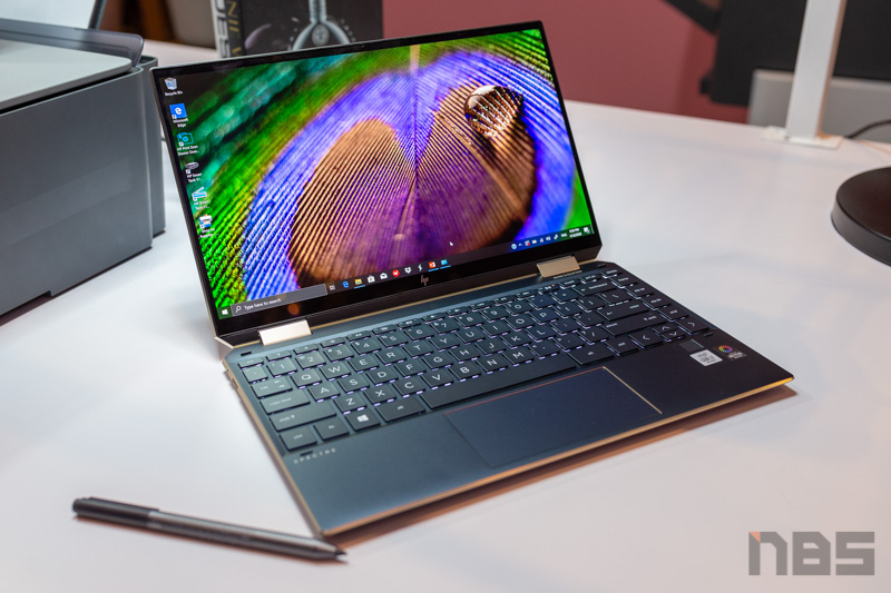 HP Spectre x 360 2020 Preview 18