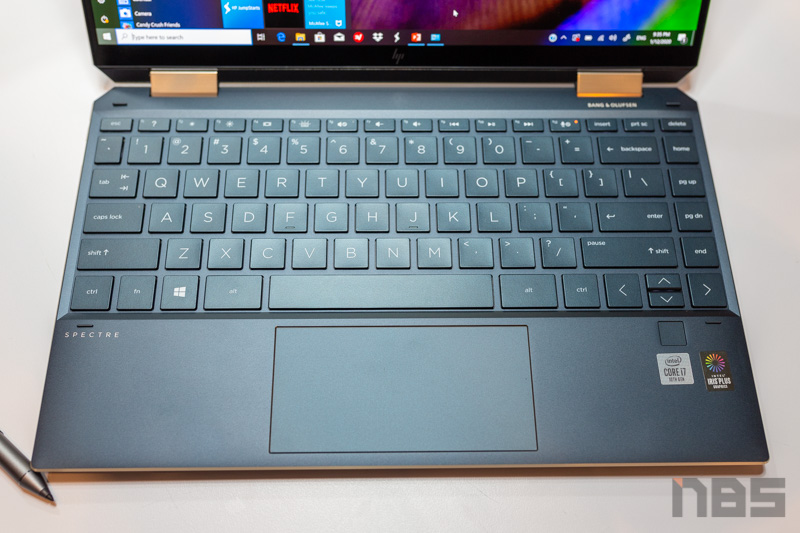 HP Spectre x 360 2020 Preview 25