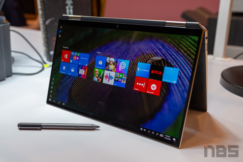 HP Spectre x 360 2020 Preview 43