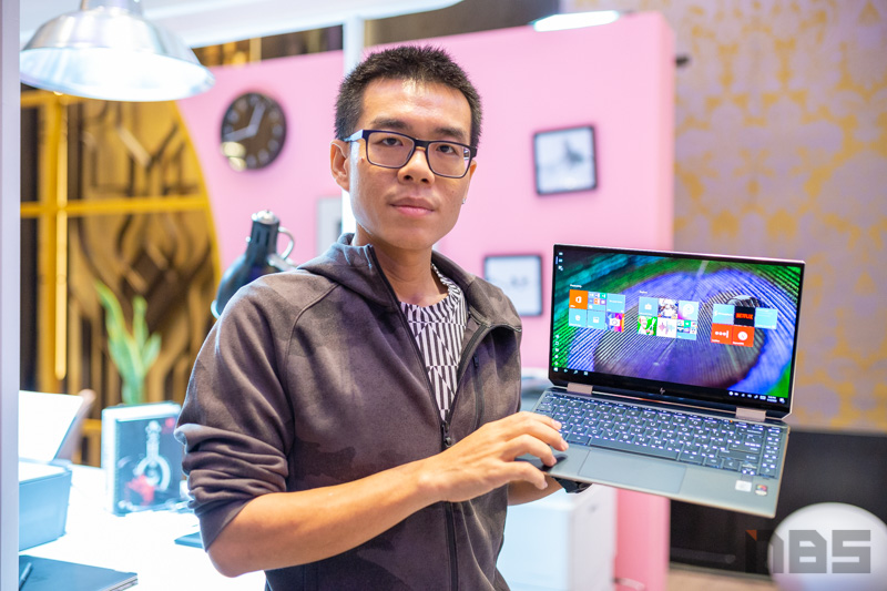 HP Spectre x 360 2020 Preview 46