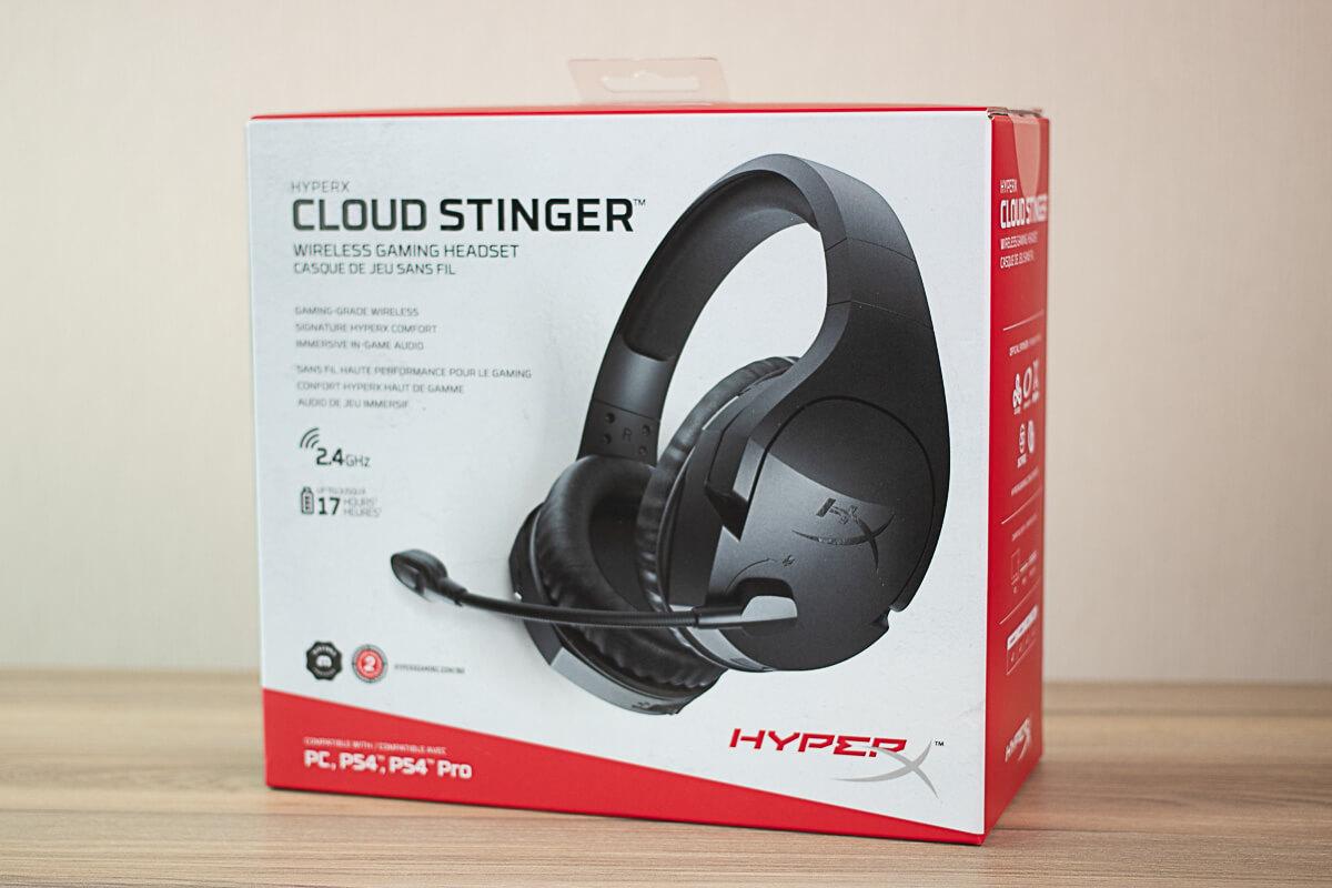 HyperX Cloud Stinger 030