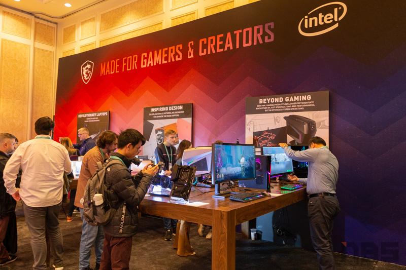 MSI PC CES 2020 1