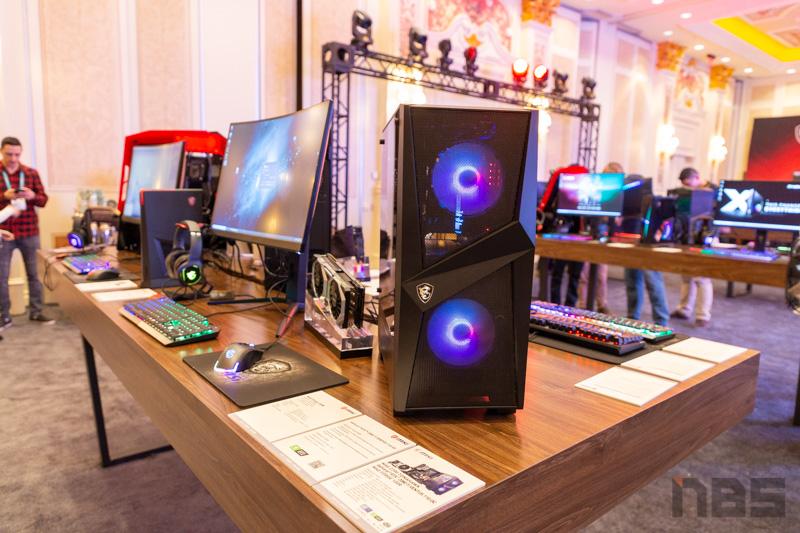 MSI PC CES 2020 17