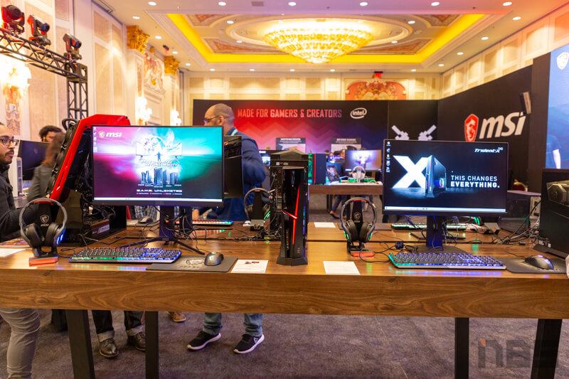 MSI PC CES 2020 18