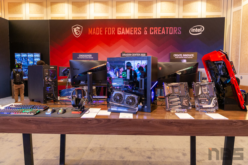 MSI PC CES 2020 19