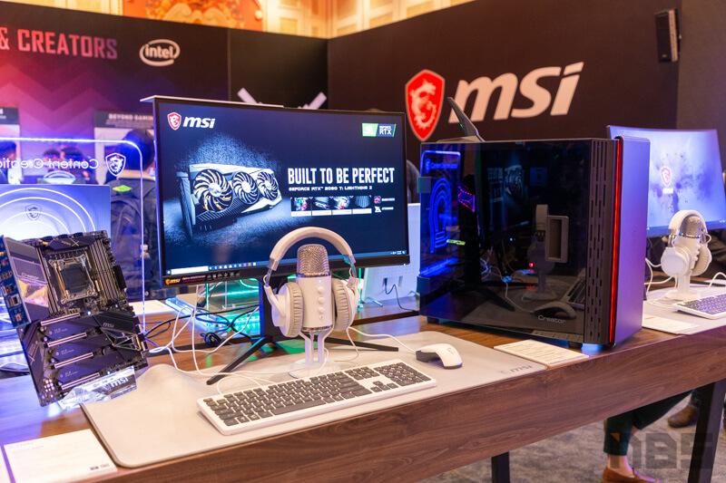 MSI PC CES 2020 20