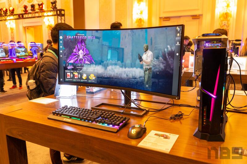 MSI PC CES 2020 3