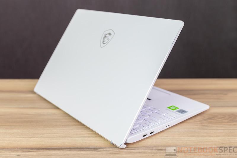 MSI Prestige 14 i7MX250 NBS Review 27
