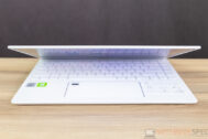MSI Prestige 14 i7MX250 NBS Review 55
