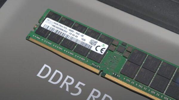 SK Hynix DDR5 RDIMM 2