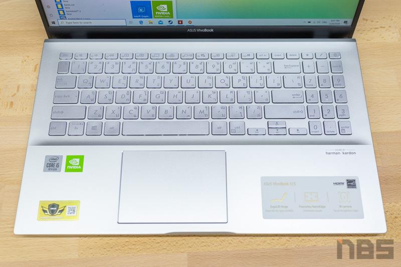 ASUS VivoBook S15 S531 Core i Gen 10 NBS Review 12