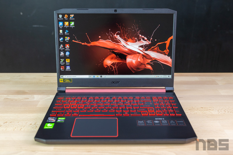 Acer Nitro 5 Ryzen GTX Review 16