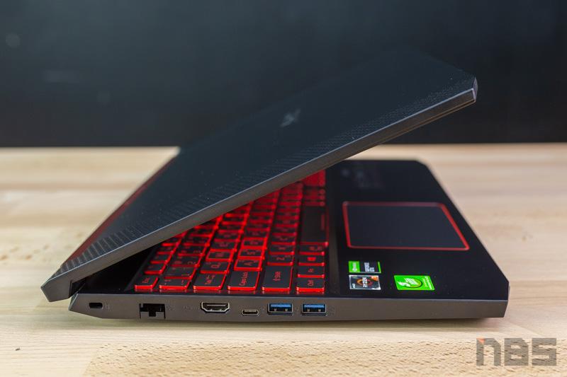 Acer Nitro 5 Ryzen GTX Review 41