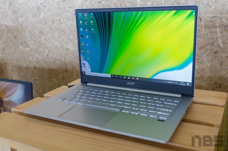 Acer Swift 3 Ryzen 4000 Preview 3