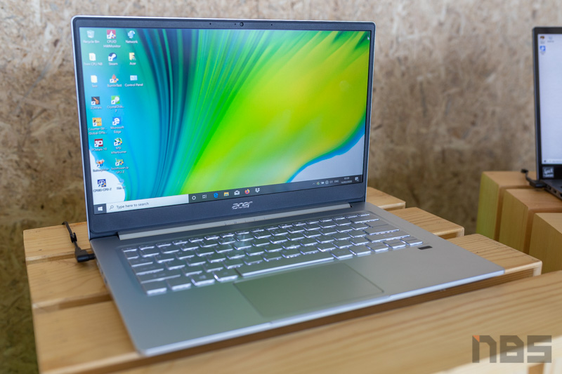 Acer Swift 3 Ryzen 4000 Preview 4