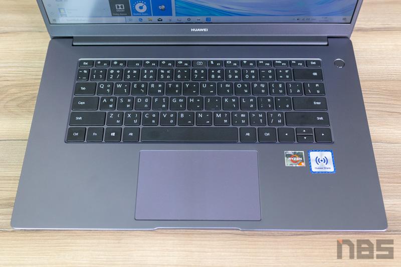 Huawei MateBook D15 Ryzen 5 NBS Review 10