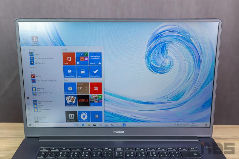 Huawei MateBook D15 Ryzen 5 NBS Review 4