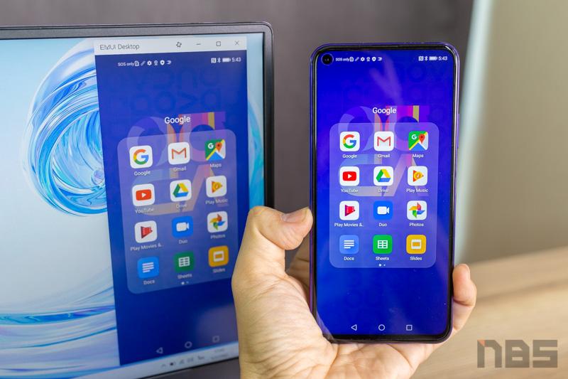 Huawei MateBook D15 Ryzen 5 NBS Review 55