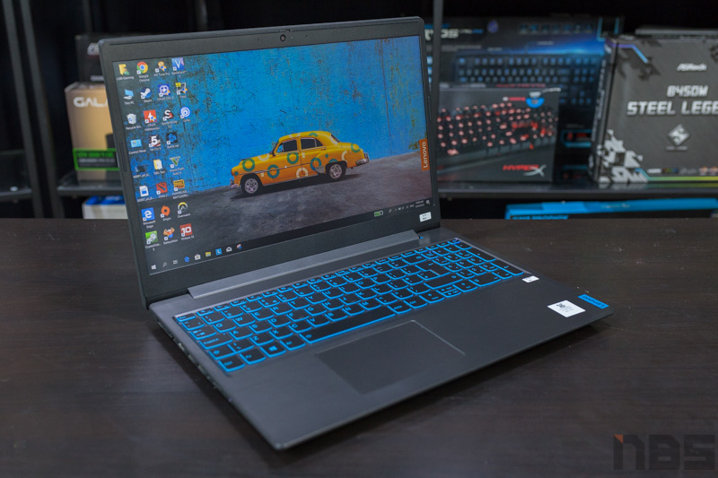 Lenovo IdeaPad L340 Gaming Review 3