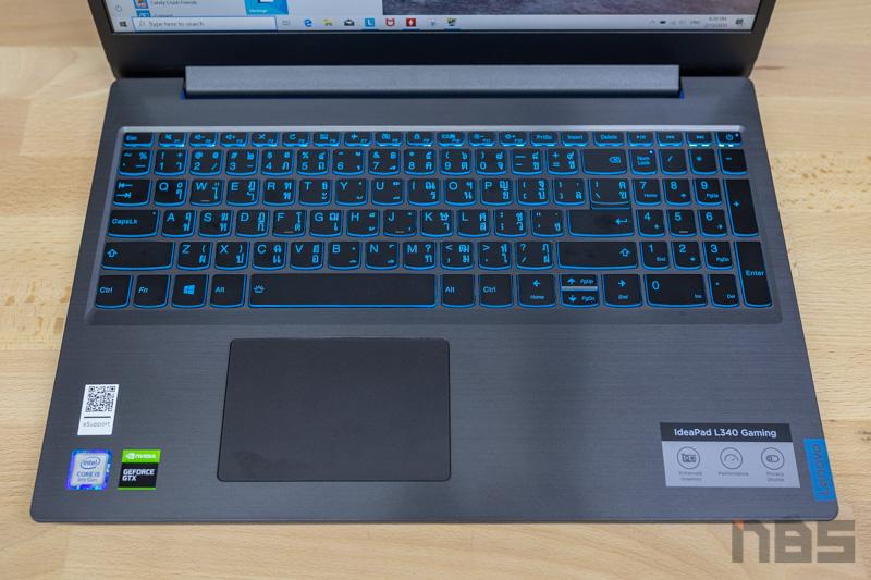 Lenovo IdeaPad L340 Gaming i5 9300HF Review 19