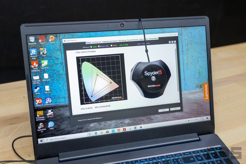 Lenovo IdeaPad L340 Gaming i5 9300HF Review 39
