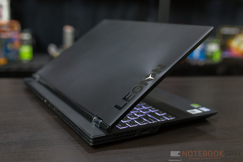Lenovo Legion Y530 Review 21
