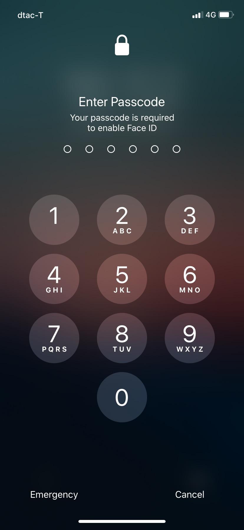 เคลียร์แรม iPhone