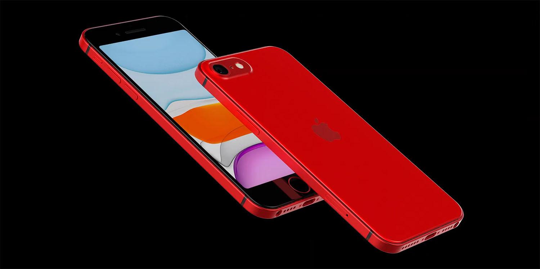iPhone SE 2 2 1